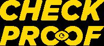CheckProof logotype