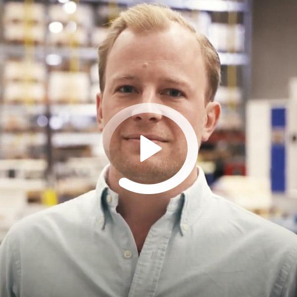 Customer video Grönlunds plåt