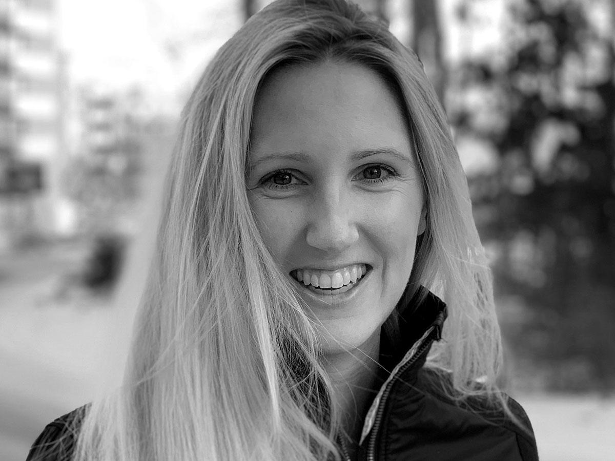 Contact portrait - Linn Karlsson